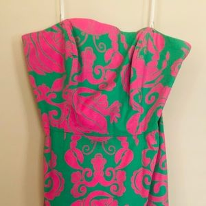 Lilly Pulitzer Dress Size 4/6